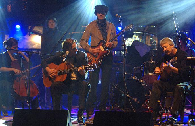 A la Nuit du Folk - 2008.