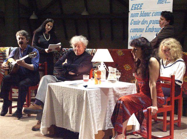 Rebetika avec Jacques et Sylvia Lacarrière